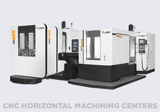 CNC Horizontal Machining Centers