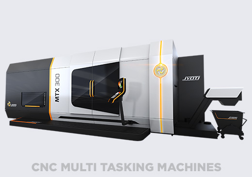 CNC Multi Tasking Machines