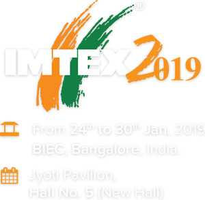 Jyoti CNC Automation LTD. Imtex 2019 Bangalore