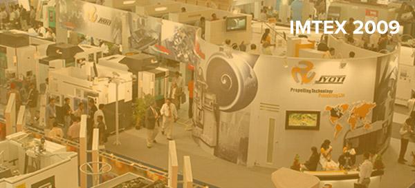 Imtex 2009 Bangalore