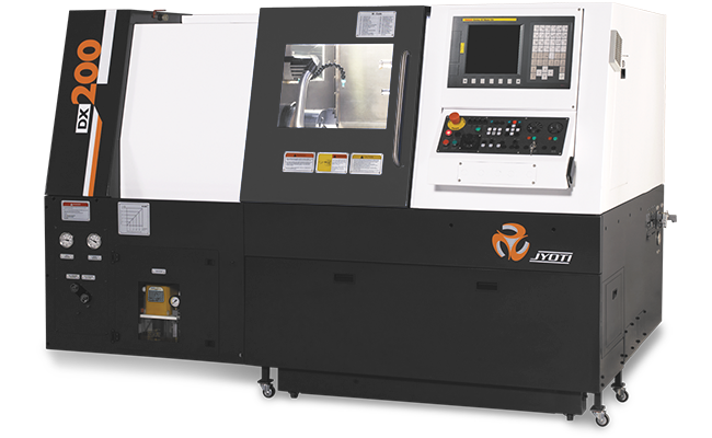 DX 200 Series - Jyoti CNC Automation Ltd