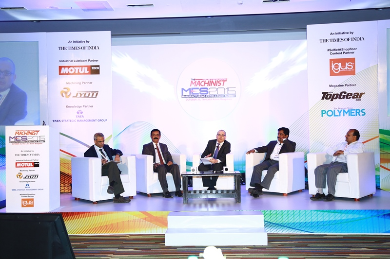 Panel Discussion on IT in Manufacturing