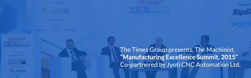 Manufacturing Excellence Summit, 2015 at a quick glance