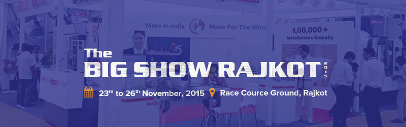 BIG IMPACT at The Big Show 2015, Rajkot