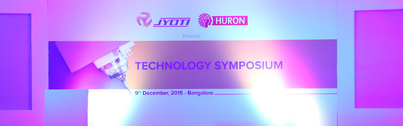 Technology Symposium at Bangalore, Dec 2015