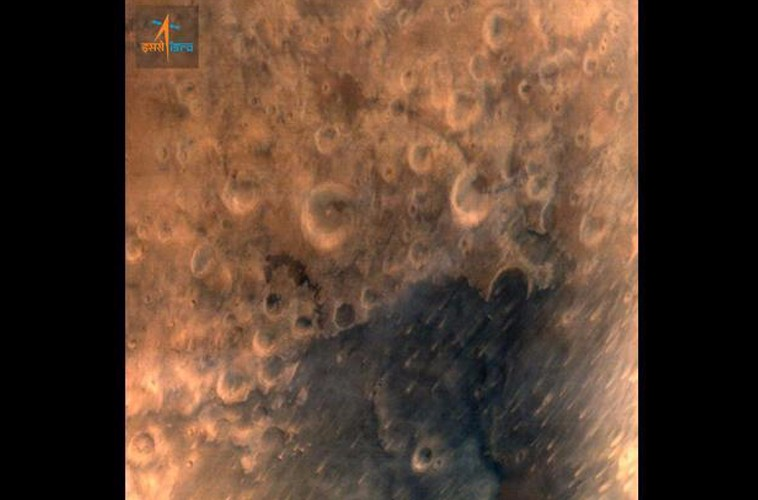First-photographs-of-Mars-sent-by-MOM