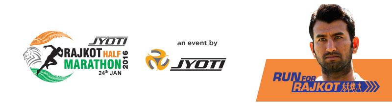 Jyoti Rajkot Half Marathon 2016