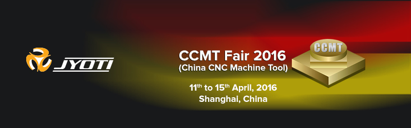 Visit us at CCMT 2016, Shanghai, China