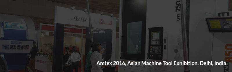 Jyoti Pavilion Gearing up at Amtex 2016