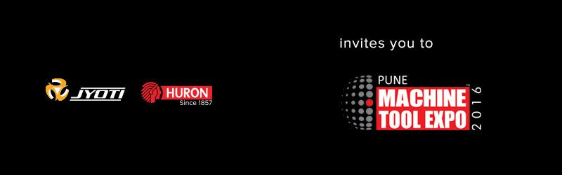 Jyoti Huron Invites you to visit us at MTX 2016, Pune, India