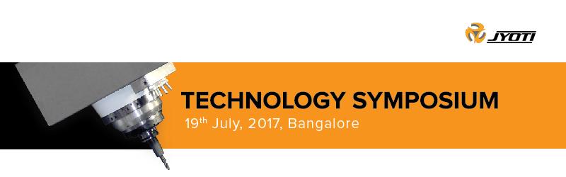 Technology Symposium, Bangalore 19th July 2017