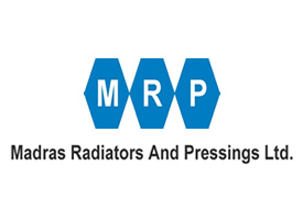 Madras Radiators and Pressings LTD.
