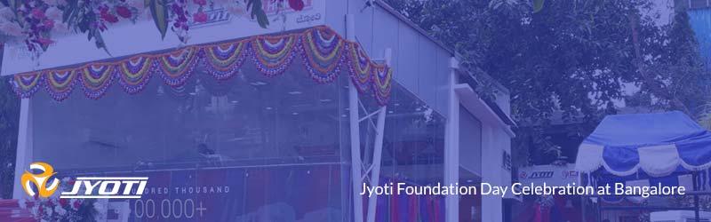 Jyoti Day Celebration at Bangalore Tech Center