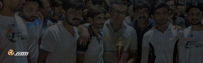 Glimpses of Jyoti Premier League 2018