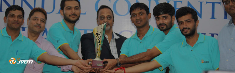 Grand success at 29th State level Quality Circle Competition by Quality Circle Forum Of India.