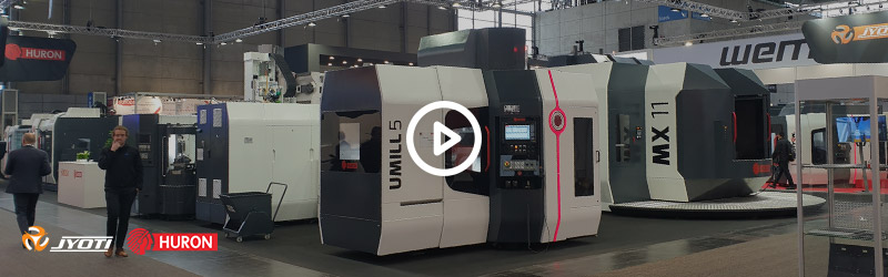 Jyoti Huron EMO Hannover 2019 Video Overview