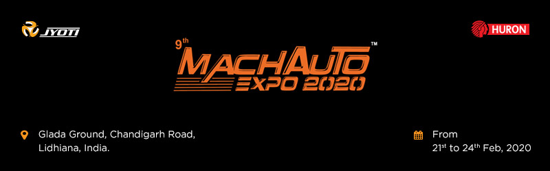 Invitation to visit us at Jyoti Pavilion, Mach Auto Expo 2020