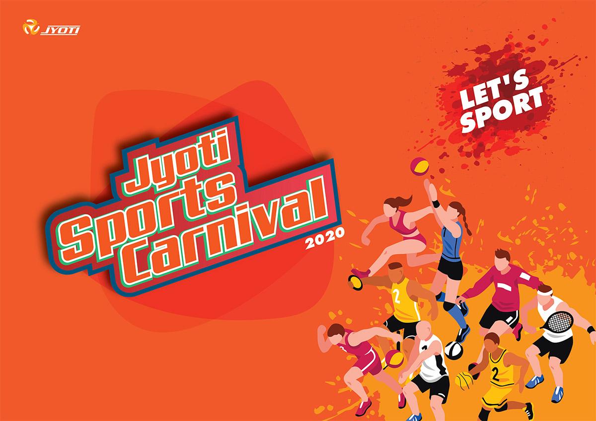 Jyoti Sports Carnival 202002