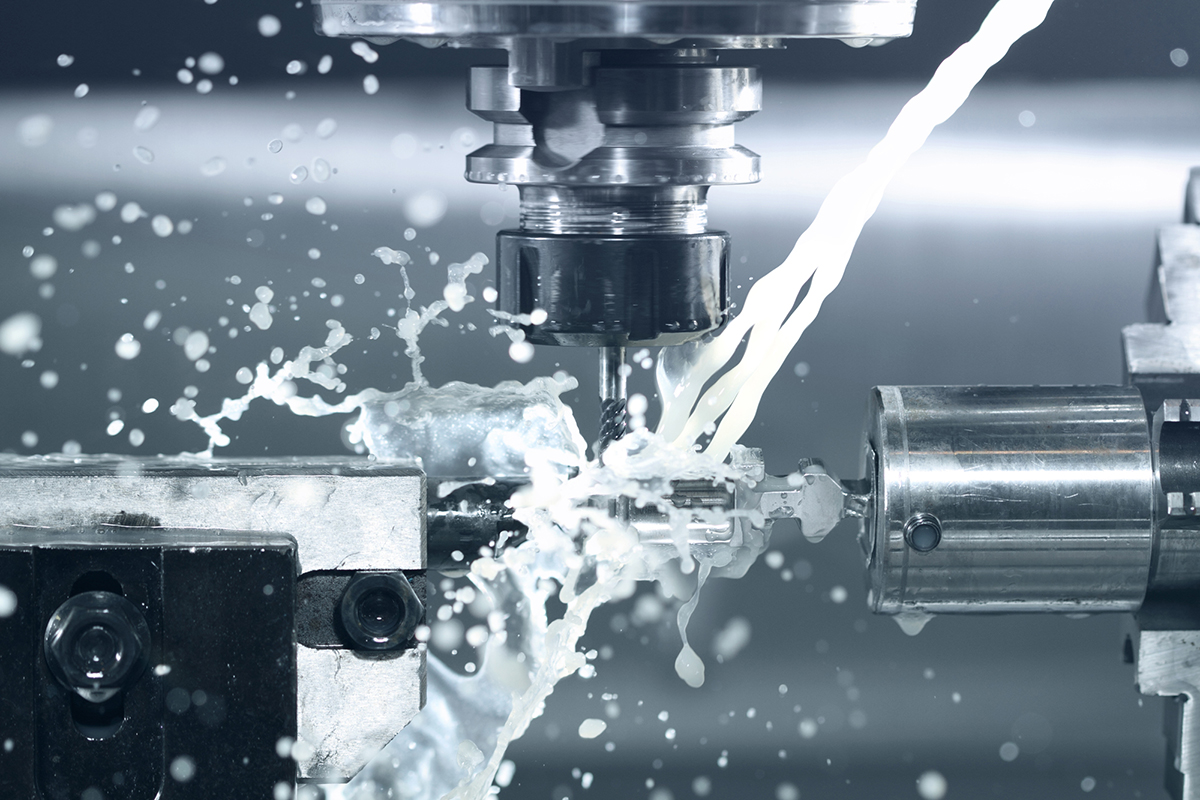 Ways to make the machine shop more efficient.