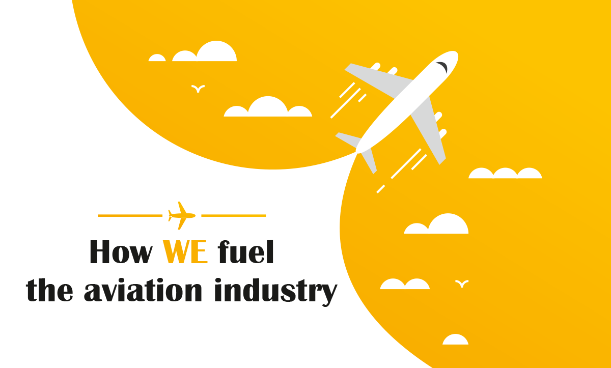 How We Fuel The Aviation Industry