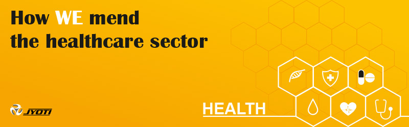 How WE mend the healthcare sector