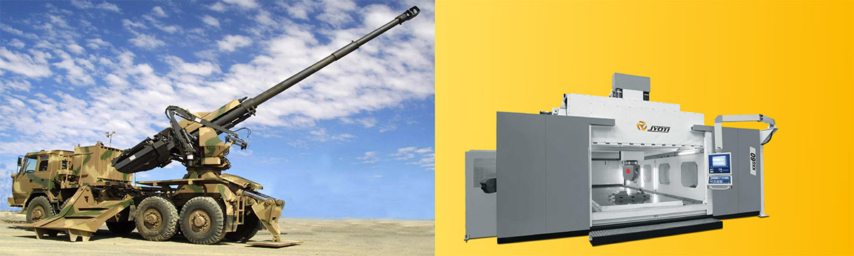 Jyoti CNC's role in the defence sector