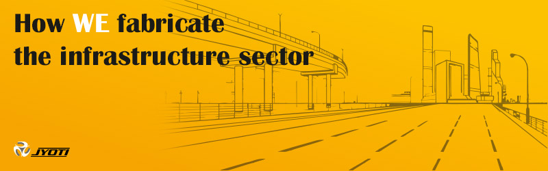 How WE fabricate the infrastructure sector