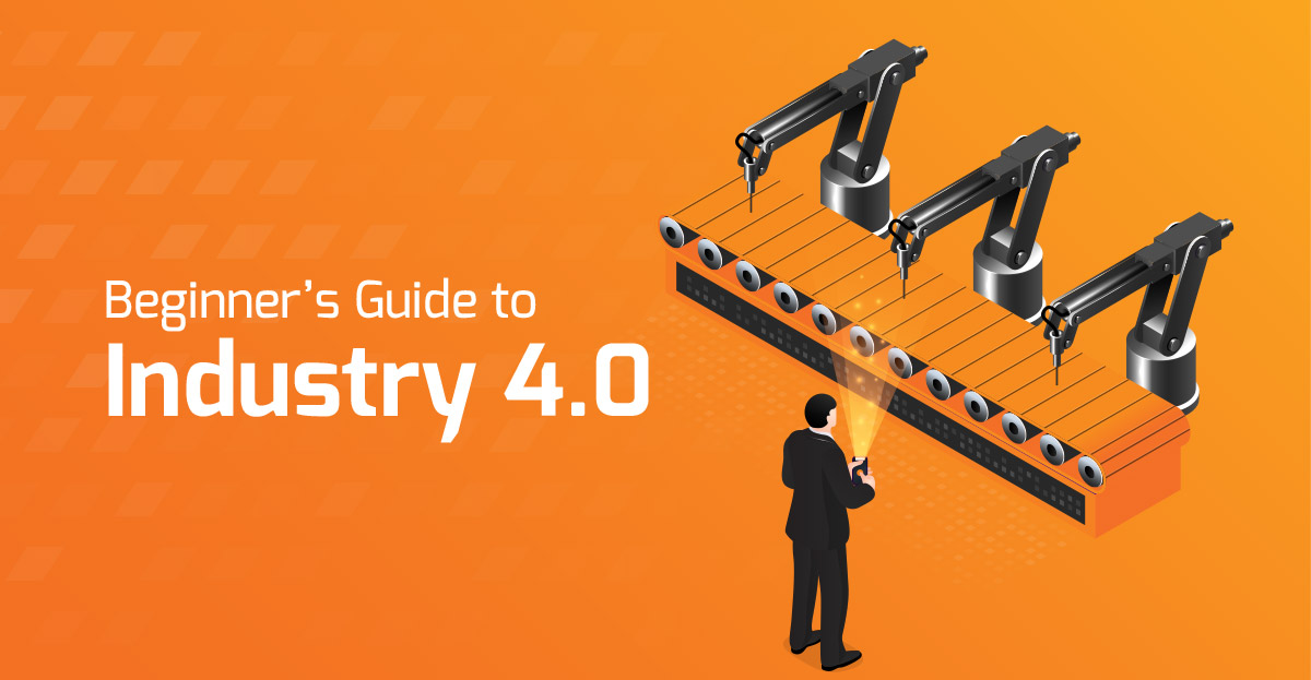Beginner's Guide to Industry 4.0