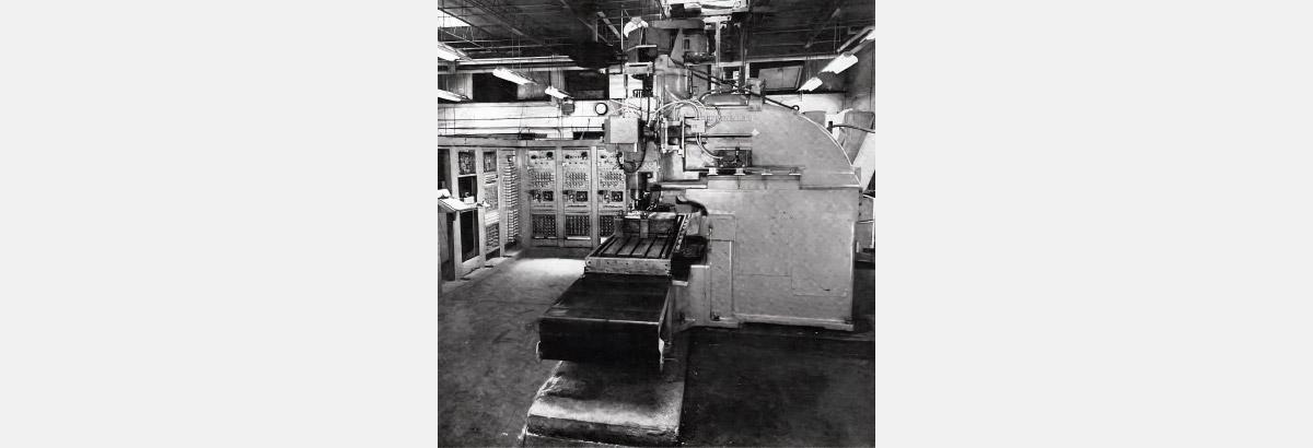 The history of CNC Machine